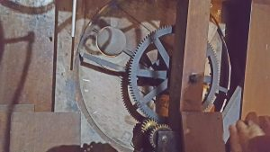 The dial mechanism