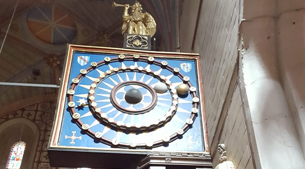 Ottery St Mary Astronomical Clock