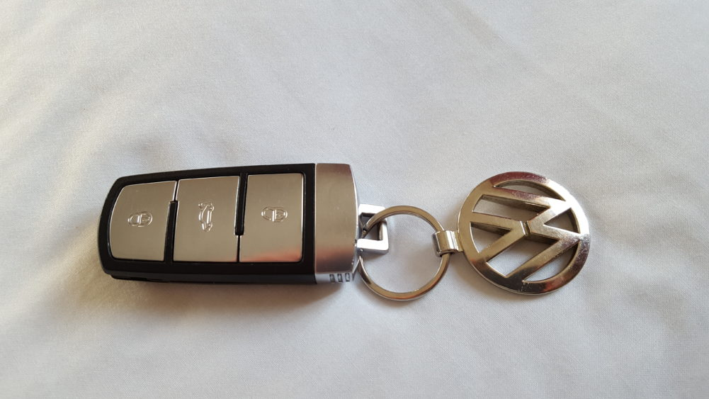 VW Passat Key Fob - assembled